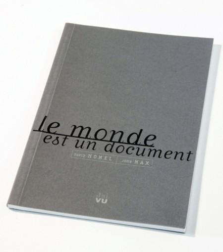 Le monde est un document