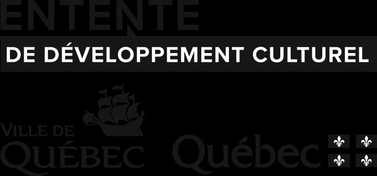 Entente de développement culturel entre la Ville de Québec et le ministère de la Culture et des Communications